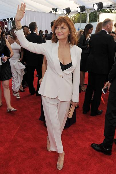 Susan Sarandon's #CleavageGate is still rumbling on