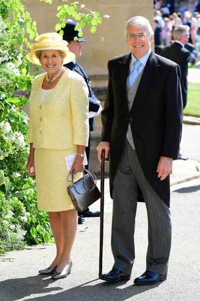 John & Norma Major
