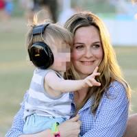 Alicia Silverstone at Coachella