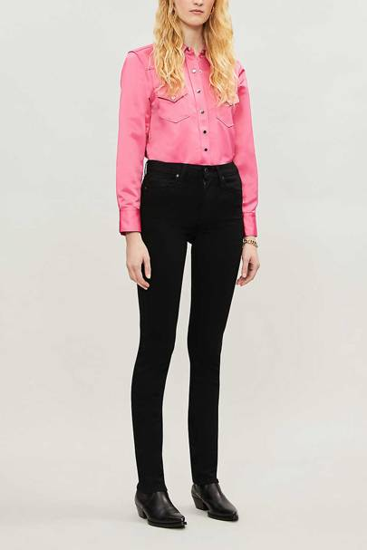 Best high-waisted jeans: Paige