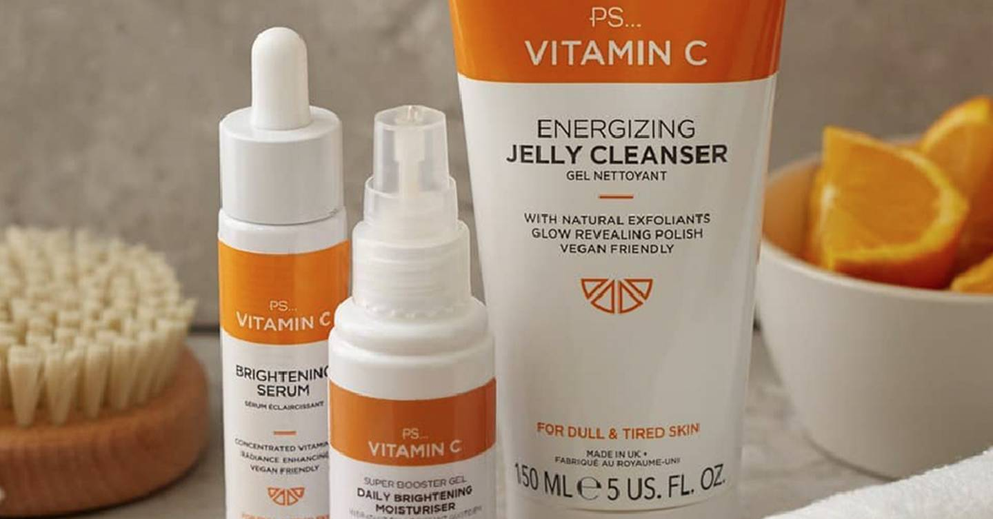 Beauty bloggers say this Primark Vitamin C range gives skin a glow that no amount of makeup can give