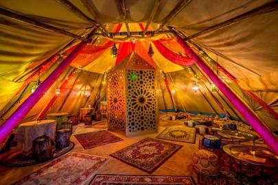 Moroccan Medina, London