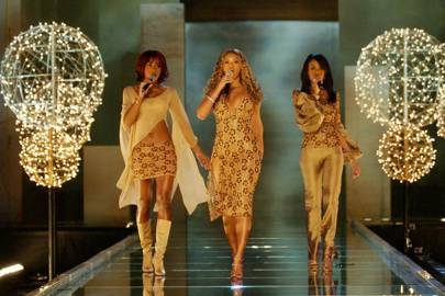 Bow down to Destiny's Child