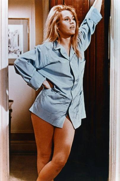 Jane Fonda in Barefoot In The Park (1967)