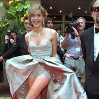 Sharon Stone - Cannes 1995