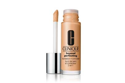 Beyond Perfecting Foundation and Concealer, £27, Clinique