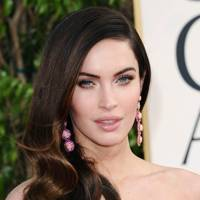 Side-Swept Glamour: Megan Fox