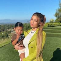 Kylie Jenner & Stormi Webster