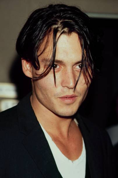 Mens Hair Trend S Hair Curtains Glamour UK - Cool hairstyle of man