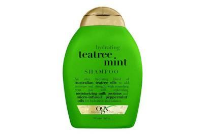 OGX Hydrating Tea Tree Mint Shampoo, £10.50