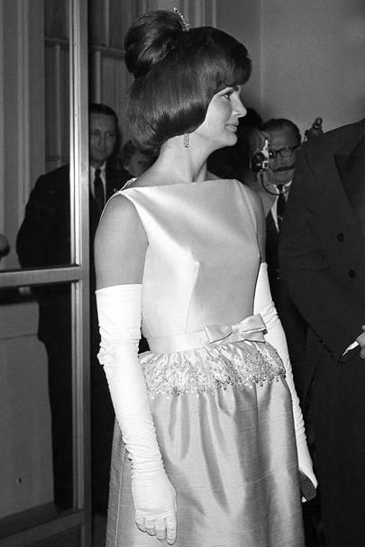 Celebrity fashion and style icon: Jackie Kennedy Onassis | Glamour UK