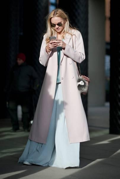Nina Suess, Blogger