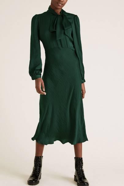 Best green dress on sale