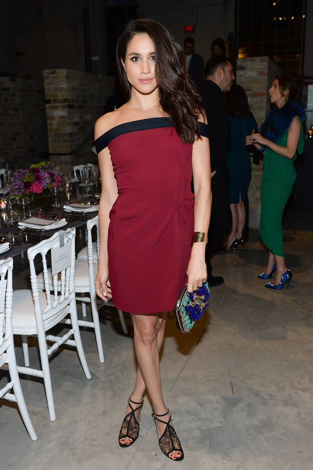 Meghan Markle Interview About Her Fashion Style Playing Rachel In