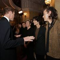 Prince William & One Direction
