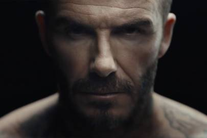 Beckham's tattoos 'come to life' to highlight child abuse's long-lasting marks