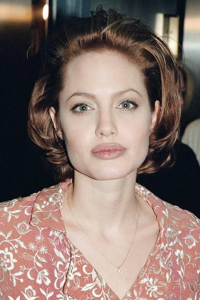 Angelina Jolie Biography Glamour Uk