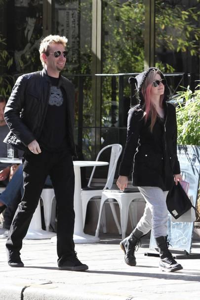 Avril Lavigne & Chad Kroeger