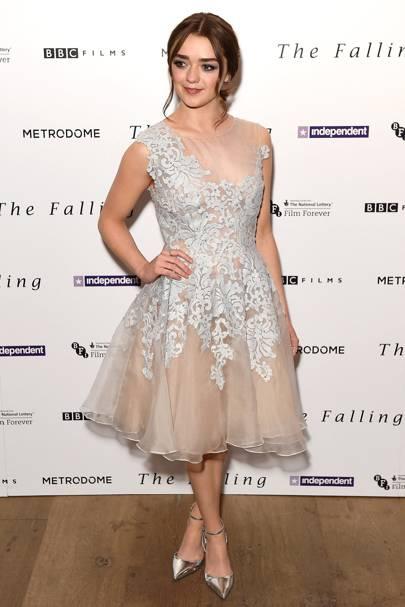 Best Dressed Newcomer: Maisie Williams
