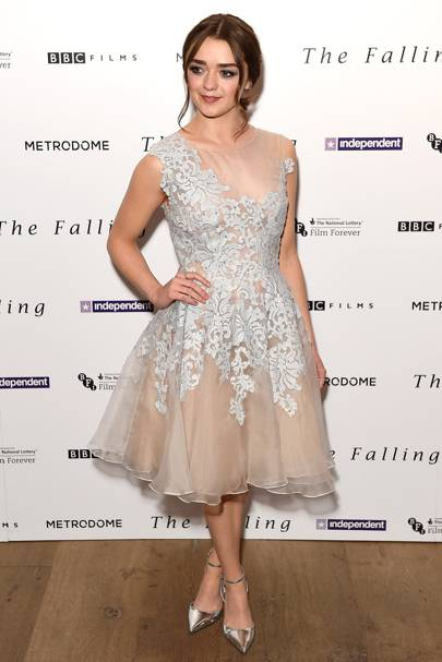 Best Dressed Newcomer: Maisie Williams