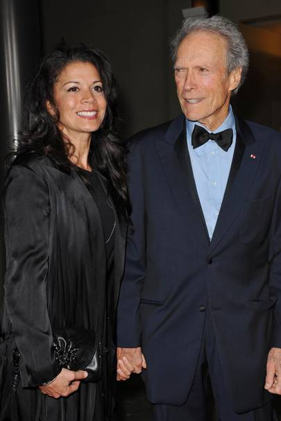 Clint & Dina Eastwood
