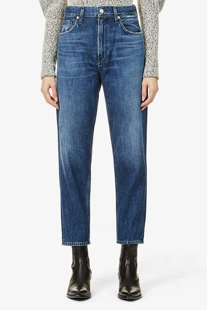 Best high end mom jeans