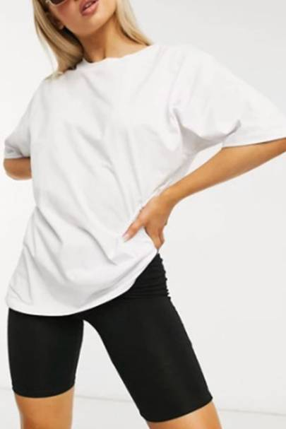 Best Oversized White T-Shirts Women