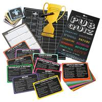 Talking Tables Pub Quiz Board Game