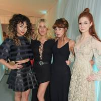 Ella Eyre, Ellie Goulding, Foxes and Nicola Roberts