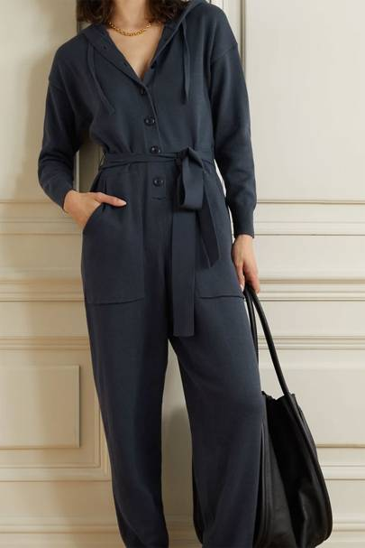 Best hooded jumpsuit