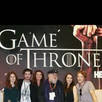 Game Of Thrones cast at Comic-Con 2012