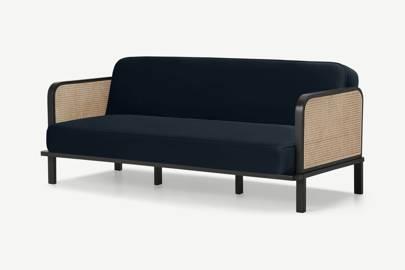 Best velvet click clack sofa bed