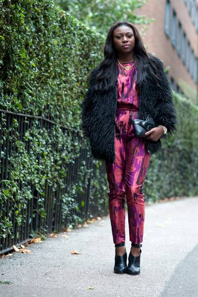 Patrice Bright, Online Fashion Video Producer
