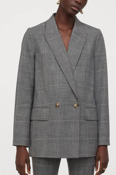 Best double-breasted blazer