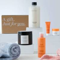 The pamper package