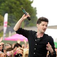 The Script at Isle Of Wight