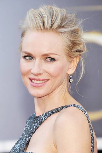 Best Up-Do: Naomi Watts