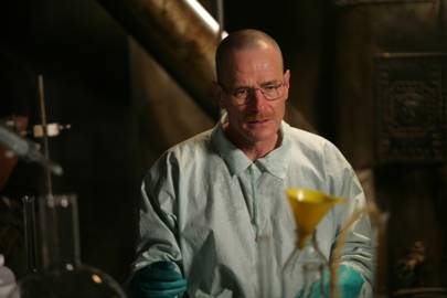 3. Breaking Bad (2008-2013)