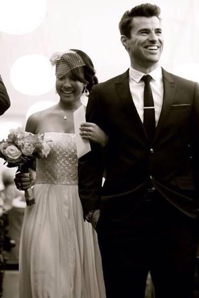 Steve Jones Wedding In Secret Ceremony Wife Phylicia