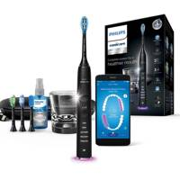 Best electric toothbrush with app: Philips Sonicare DiamondClean 9000