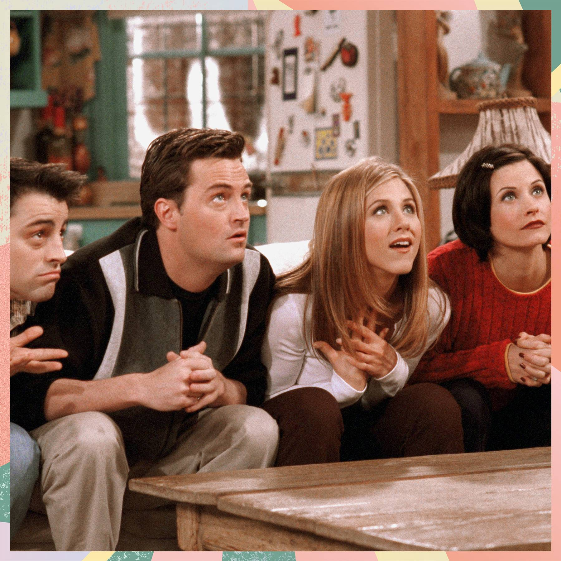 All the ways you can celebrate Friends' 25th anniversary