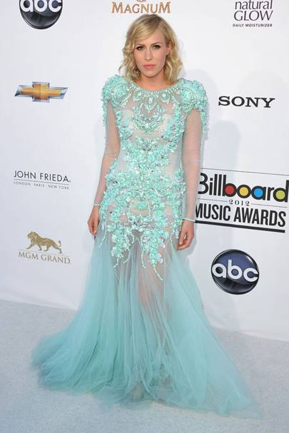 Natasha Bedingfield at the Billboard Music Awards 2012