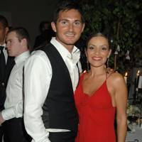 Elen Rivas and Frank Lampard
