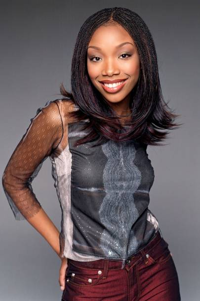 Brandy Norwood as Moesha