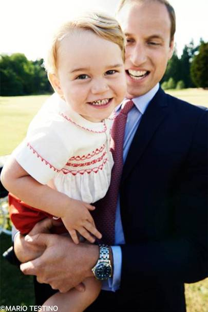 Prince George's 2nd Birthday