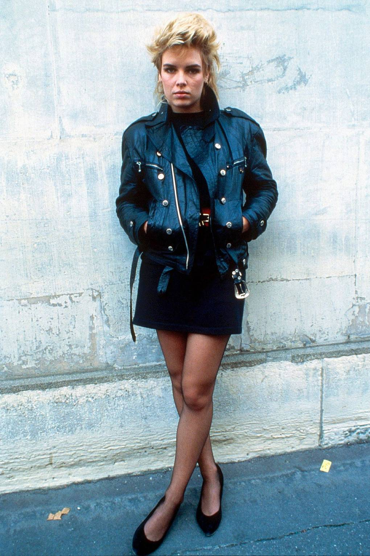 1980s Michel Firer coat