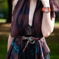 Sofie Valkiers, Blogger