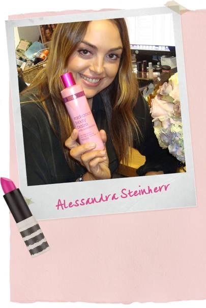 Alessandra Steinherr – Beauty Director
