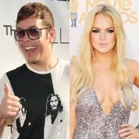 Perez Hilton vs. Lindsay Lohan