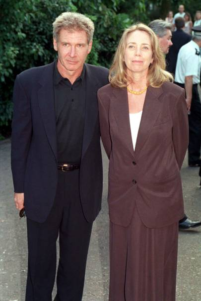 No 7: Harrison Ford and Melissa Mathison